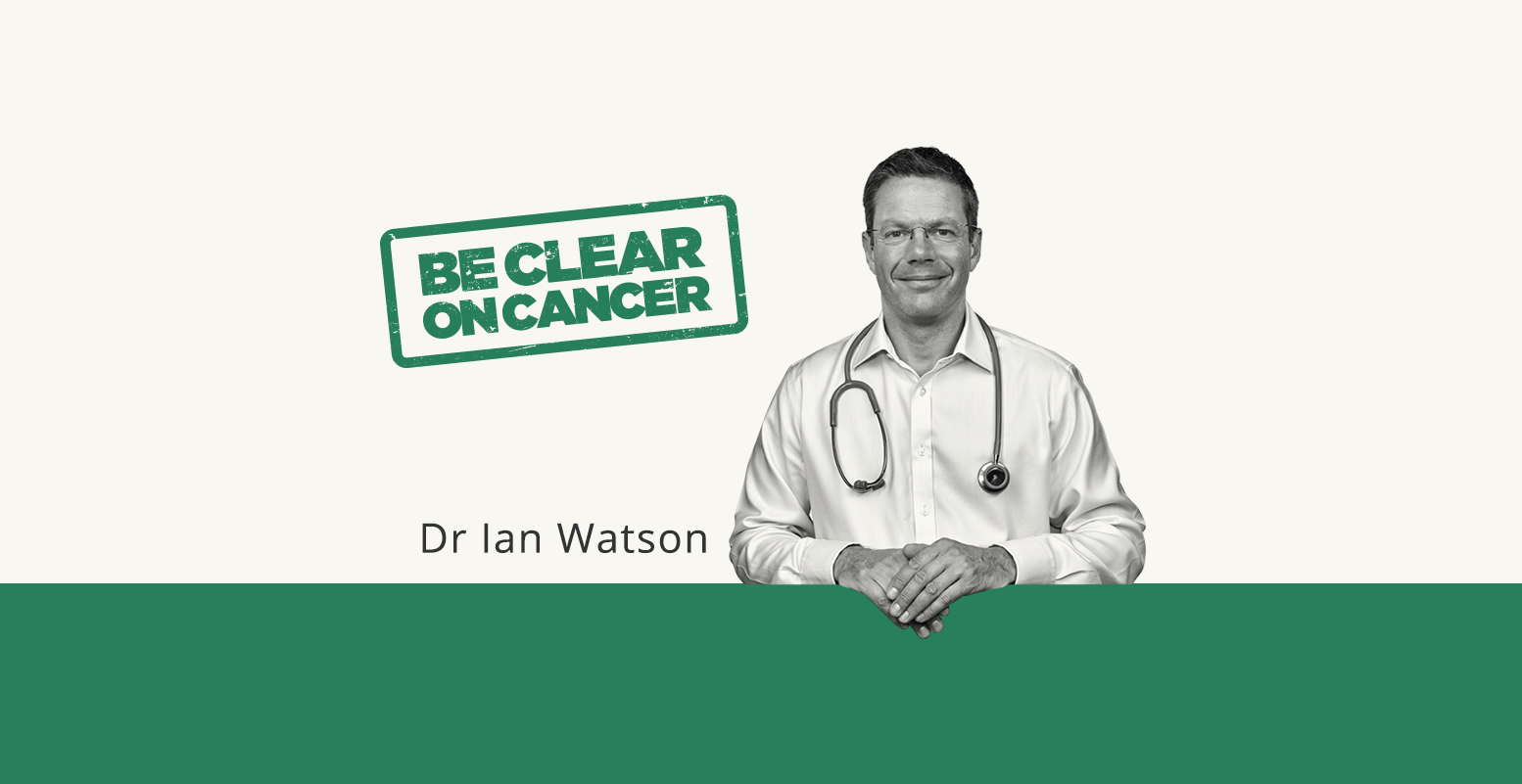 Lung Cancer | Be Clear on Cancer