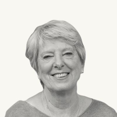 Sally, aged 80