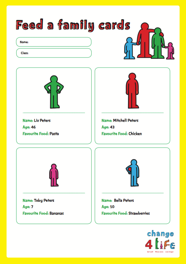 Our Healthy Year: Year 6 classroom activity sheets