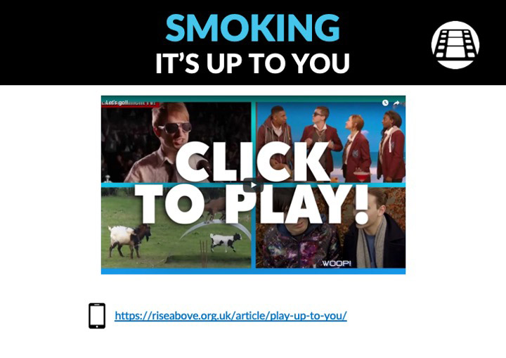Smoking lesson plan