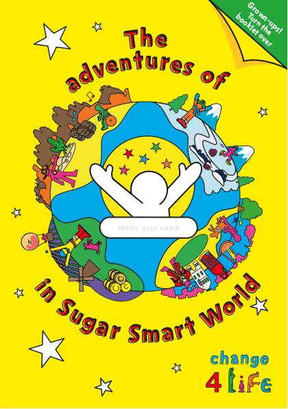 Sugar Smart World take-home pack