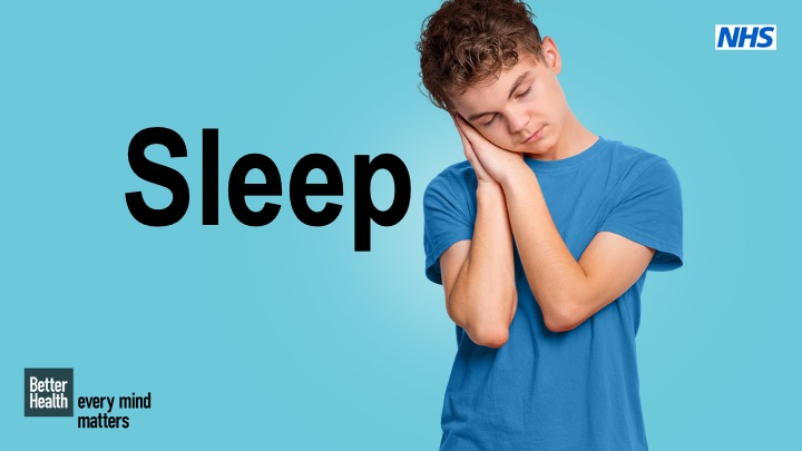 Sleep for Key Stage 3 and 4 lesson plan pack