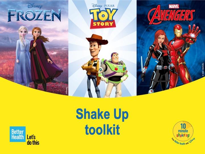Shake Up toolkit 2021