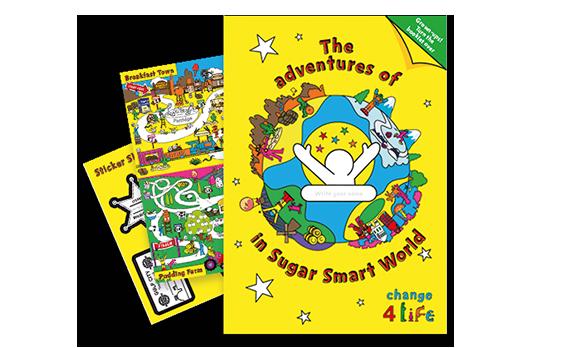 Sugar Smart World take-home pack