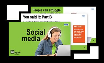 Social media – KS3 and KS4 lesson plan pack
